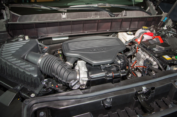 2019 GMC Acadia Engine Performance