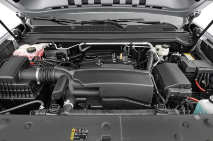 2019 GMC Canyon Engine Specs