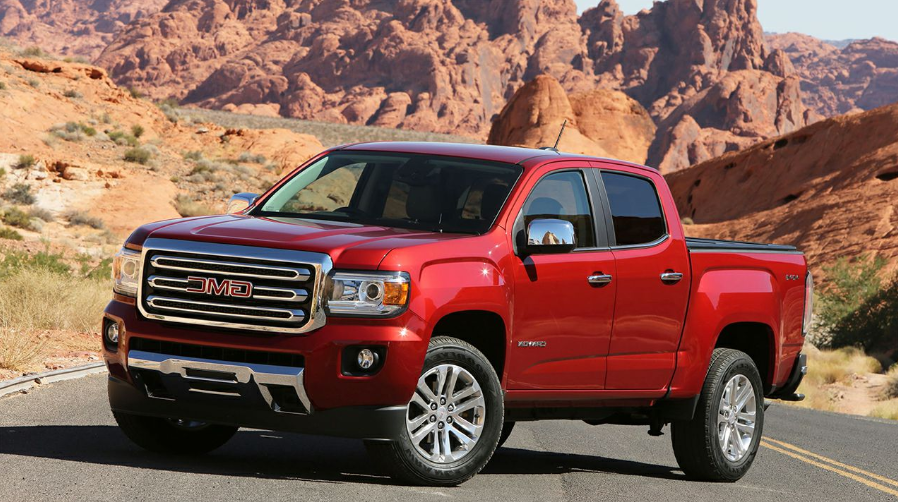 2019 GMC Canyon Price