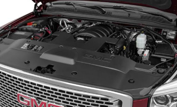 2020 GMC Yukon Engine