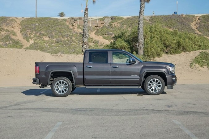 pictures of a 2021 gmc sierra