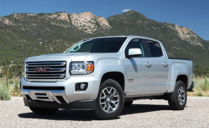 2020 GMC Canyon Exetrior