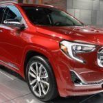 2022 GMC Terrain SLT Exterior