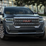 2021 GMC Acadia Preview Features Powertrain Price