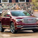 2020 GMC Acadia Denali Redesign Colors Changes Release