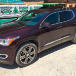 2017 GMC Acadia Denali Review Cajun Holiday MotorTrend