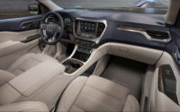 2020 GMC Acadia Redesigned Crossover Offers New Tech Off