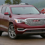 2021 GMC Acadia SLT Redesign Release Date Changes 2020 GMC