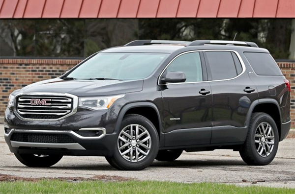 2020 GMC Acadia AWD SLT 2 Release Date Changes Specs