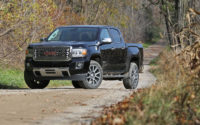2018 GMC Canyon In Depth Model Review Car And Driver