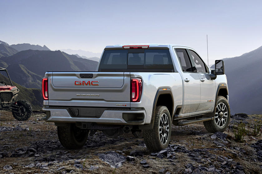 2020 GMC Sierra 2500HD Review Trims Specs And Price