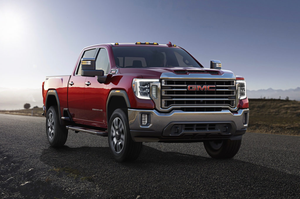 GMC 2020 Heavy Duty Lineup Continues With Sierra HD Models