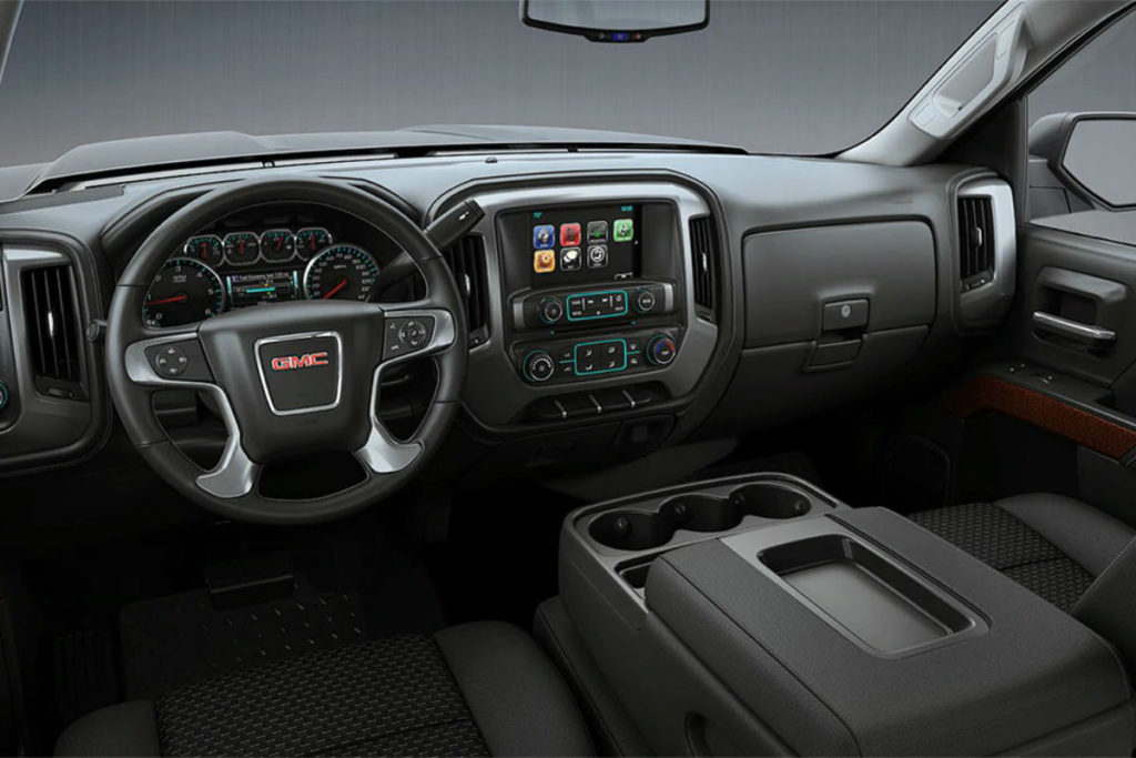 What Are The Color Options For The 2018 GMC Sierra 1500