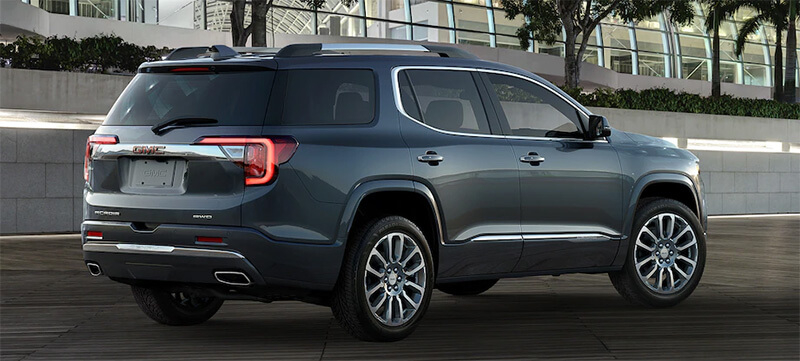 new 2022 gmc acadia 20 turbo specs  2021 gmc