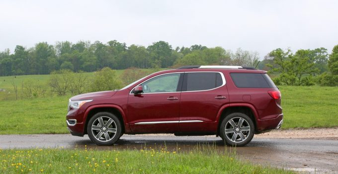 new 2022 gmc acadia canada changes price release date