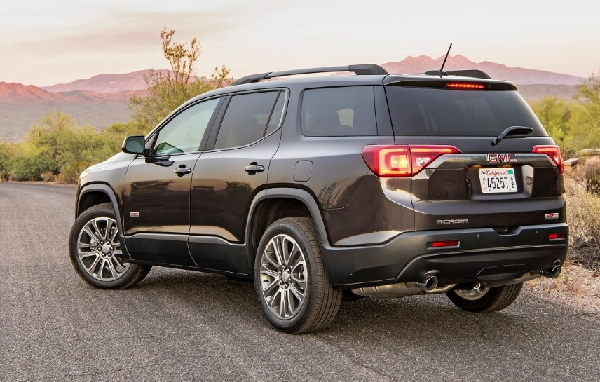 new 2022 gmc acadia changes cost mpg  2021 gmc