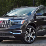 2017 GMC Acadia Denali Driven Top Speed
