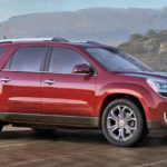 2019 GMC Acadia Dimensions Changes 2019 Auto SUV
