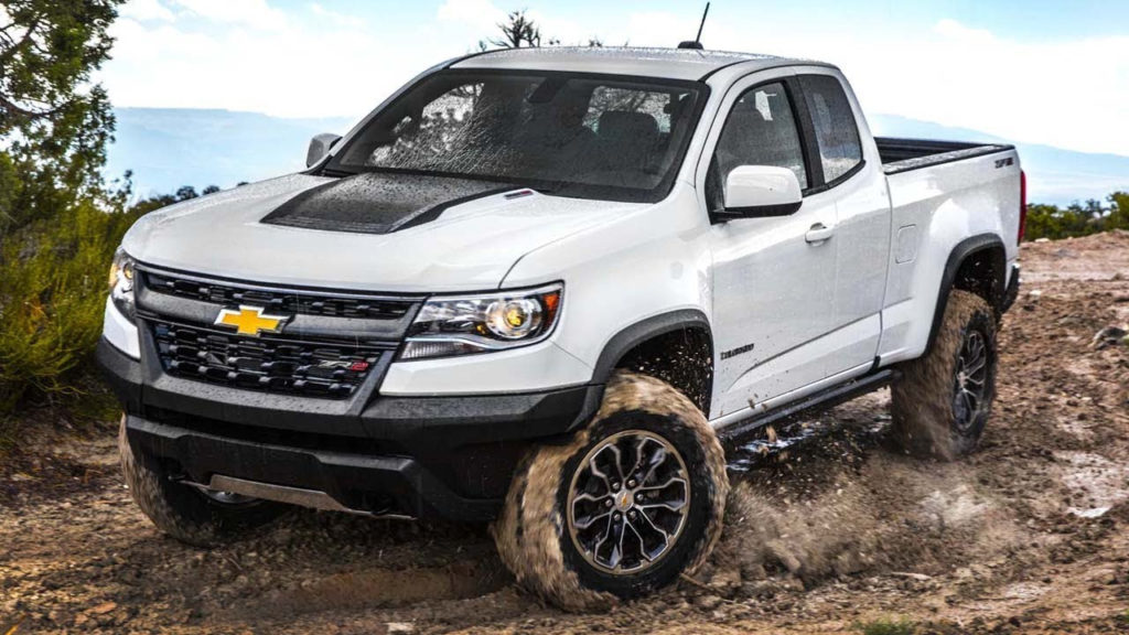 GMC Canyon And Chevy Colorado Both Due For A Reported