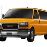New 2017 GMC Savana Passenger Van Mercedes Benz Of