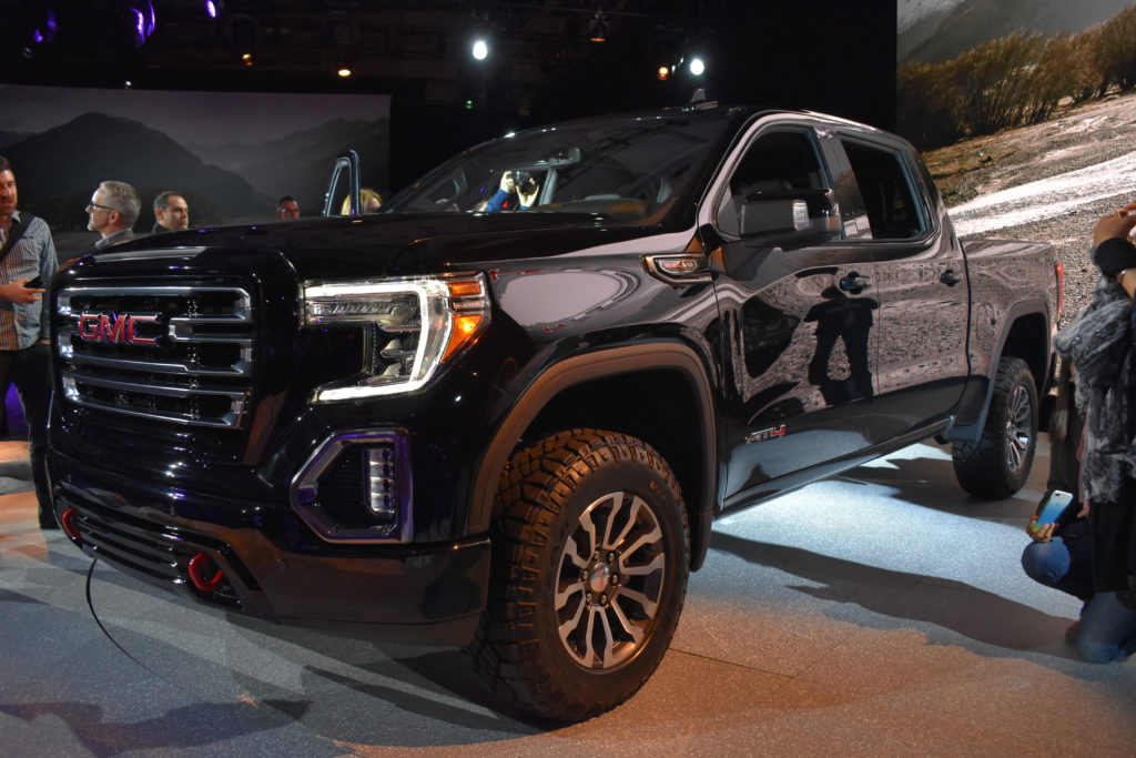 GMC Introduces New Off Road Subbrand With 2019 Sierra AT4
