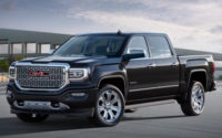 2018 GMC Sierra Denali Gets Styling Changes And New