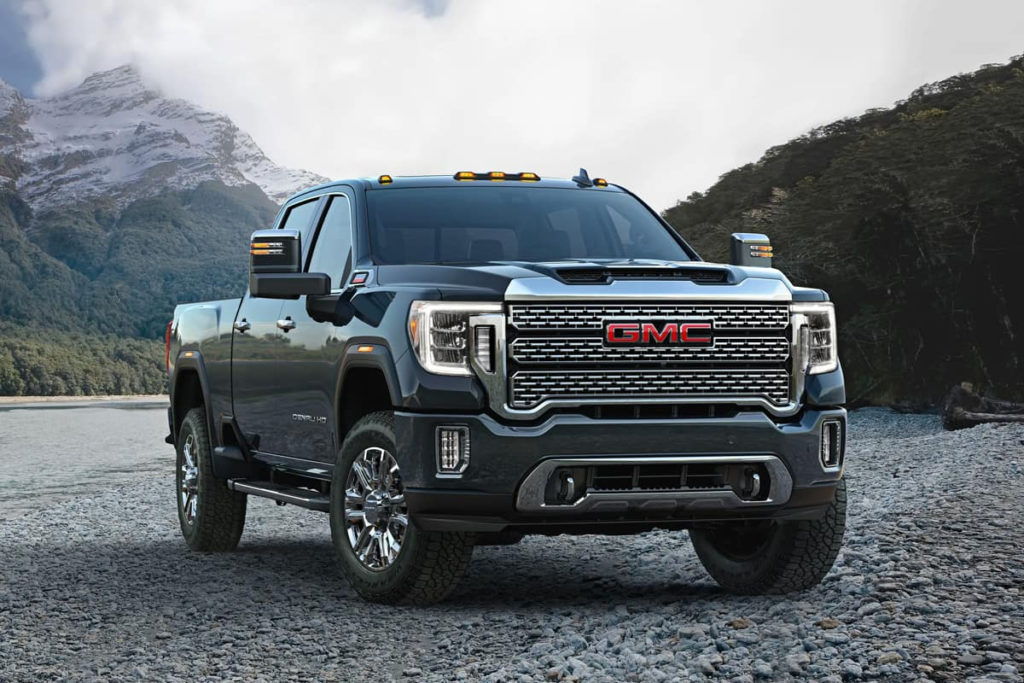 The 2020 GMC Sierra 1500 Is Coming And There Are Updates
