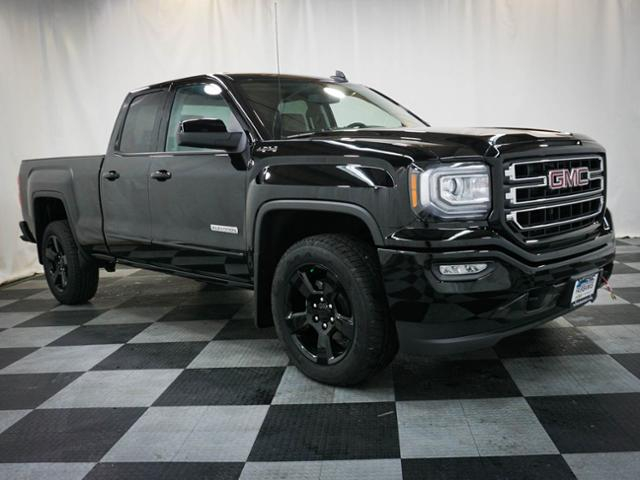 New 2019 GMC Sierra 1500 Limited 4WD Double Cab Extended