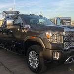 2020 GMC Sierra HD Driving Notes Government Fleet