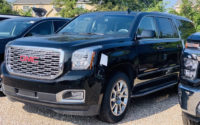 New 2020 GMC Yukon XL Denali Stock 20015 Onyx Black RWD