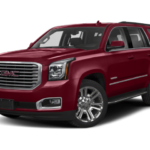 New 2020 GMC Yukon 4WD 4dr SLT Standard Edition In Crimson