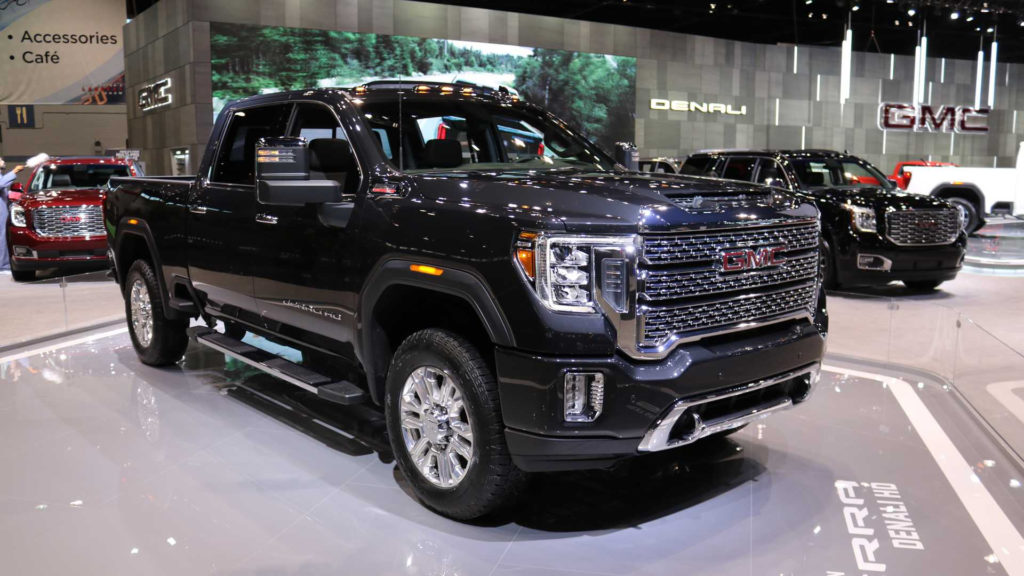 2020 GMC Sierra HD Arrives With More Tech And New Off Road