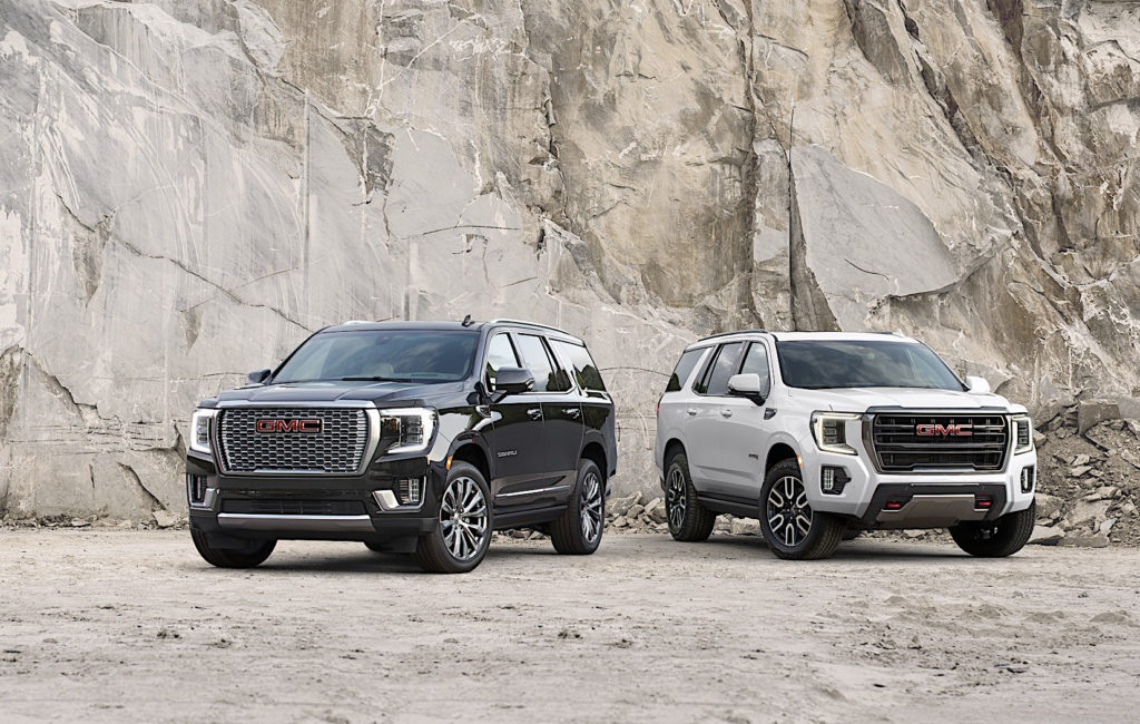 2021 GMC Yukon Goes Rugged With AT4 Version For The First
